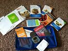 Weight Watchers 2012 Points Plus Members Kit Zippered Case and Calculator books