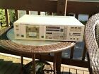 Marantz SD 530 Cassette PLayer works good with Gold Plated Connectors