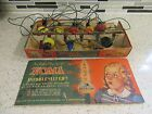 Vintage Set NOMA Bubble Lites Lights W Original Box TESTED  WORKING