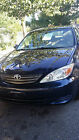 Toyota: Camry LE Toyota: Camry below $3900 dollars
