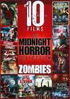 Midnight Horror CollectionZombiesDVD 2012 2 Disc Set10 Films New