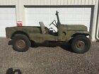 Willys base US ARMY 1955 for $2700 dollars