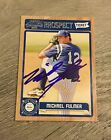 MICHAEL FULMER DETROIT TIGERS SIGNED 2011 PANINI PLAYOFF CONTENDERS ROOKIE CARD