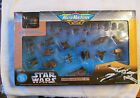 Star Wars Micro Machines Space Collector's Bronze Edition Galoob 1995 Free Ship