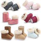 Baby Soft Crib Sole Warm Snow Boots Toddler Newborn Grils Boys Anti slip Shoes
