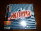 Gotthard / Lipservice JAPAN+1 NEW!!!!!! A9