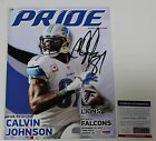 Calvin Johnson Football Cards: Rookie Cards Checklist and Buying Guide 54