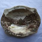 Johnson Bros OLDE ENGLISH COUNTRYSIDE Oval Serving Bowl Old Brothers Red Mark