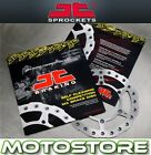 JT REAR BRAKE DISC SELF CLEANING FITS HUSABERG FC 550 4 SPEED 2001-2005