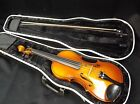 Andrew Schroetter 4/4 Model 1420 Violin Outfit
