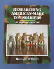 Researching American Toy Soldier Companies