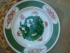 Fitz and Floyd Dragon Crest Dinner Plate 10 3/8
