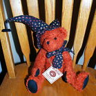 BOYDS BEAR HALLOWEEN PLUSH WITCHY BOO BOYDS BEST DRESSED SERIES NEW WITH TAG