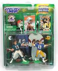 Dan Marino #13 Starting Lineup Classic Doubles NFL Action Figure 2-Pack 1998