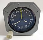 Airpax A15522-P3/ 11357 Electronic Aircraft Clock