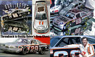 DALE EARNHARDT JR BUDDY BAKER THROWBACKS 2-CAR COMBINATION DEAL 1/24 ACTION