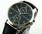 Parnis 43mm Stainless steel case Power Reserve automatic ST2542 mens Watch 116