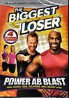 NEW DVD FITNESS  The Biggest Loser The Workout Power Ab Blast