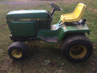 John Deere 420 Garden Tractor Delivery Available 20HP Onan P220 1987