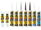 All In One HB42 Polymer Silicone Sealant & Grab Bond Adhesive - ALL COLOURS
