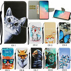 Fashion Flip Patterned Strap PU Leather Card Pocket Stand Case Cover Bumper ZD2