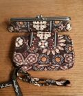 Best Offer TAKES Set VERA BRADLEY CANYON DESIGN WALLET WRISTLET