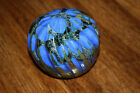 original hand blown glass paperweight glass by mariusz rynkiewicz