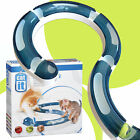 Interactive Cat Toy Chase Game Ball Track Kitten Pet Senses Play Circuit