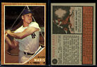Roger Maris Cards and Autographed Memorabilia Guide 13