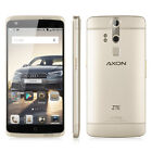 4G LTE 4+64GB 55FHD ZTE Axon 7 Android 60 20MP 2 SIM Cell Phone TOUCH ID