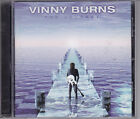 VINNIE BURNS THE JOURNEY CD FROM 1999 ON POINT MUSIC FRONTIERS  TEN
