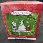 FROSTY FRIENDS 2001 22nd IN SERIES ORNAMENT HALLMARK CHRISTMAS TREE 22nd 01
