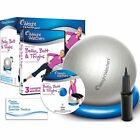 Weight Watchers Belly Butt Thighs Kit Stability Ball Ring  Workout DVD NIB