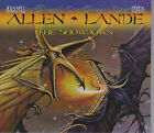 RUSSELL ALLEN JORN LANDE THE SHOWDOWN FULL CD FROM 2010 FRONTIERS RECORDS