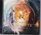 KISKE SOMERVILLE CITY OF HEROES CD JAPAN RELEASE WITH OBI FRONTIERS RECORDS