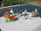 Lot of Britain's LTD 1971 VINTAGE Medieval Knights Deetail MADE IN ENGLEND