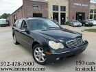 2002 Mercedes-Benz C-320 below $4000 dollars