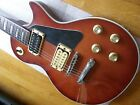 Global LP style electric guitar, bound body and neck  Vintage Cool! NO RESERVE