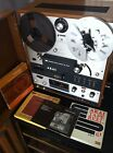 Vintage AKAI Cross Field X 360 Professional Stereo Reel to Reel Tape Recorder