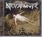 NEVERMORE DREAMING NEON BLACK  CD FROM 1999 PROGRESSIVE METAL CENTURY MEDIA
