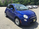 2013 Fiat 500 Pop Hatchback for $7200 dollars
