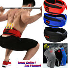 Weight Lifting Support Fitness Workout Back Support Waist Brace Training Belt G6