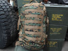 NEW USMC Military Issue ILBE Tactical Recon Assault Pack Marpat Woodland Camo