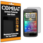 6X COMBAT Anti Glare Matte Screen Protector LCD Cover For HTC Sensation 4G