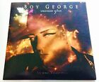 BOY GEORGE Ordinary Alien *RARE* 2011 UK CARD SLEEVE DJ PROMO CD CULTURE CLUB