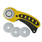 Rotary Cutter Replacement Blade Roller Cutter Blade Sewing Cutting 45MM