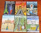Madeline Group of 6 Classic Picture Books White House Cats of Rome FIAR