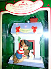 HALLMARK Keepsake 1988 WINDOW OF THE WORLD French CHRISTMAS ORNAMENT Vintage NEW