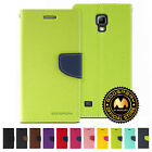GOOSPERY Fancy Diary Wallet Case Flip Cover For Samsung I9295 Galaxy S4 Active