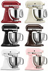 KitchenAid 5-Qt Tilt-Head Stand Mixer with Pouring Shield Artisan KSM150PS New